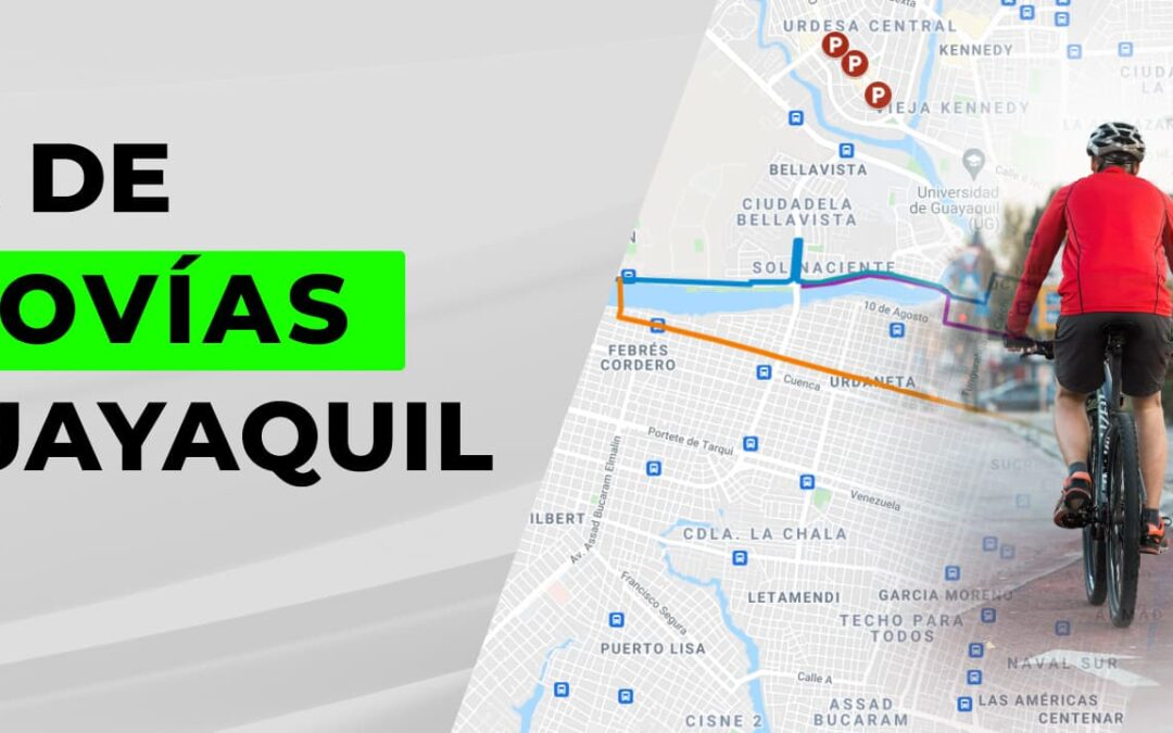 Ciclovías Guayaquil